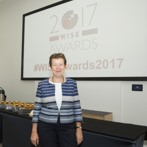 Helen Wollaston, WISE Awards 2017