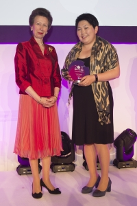 WISE World Award - sponsored by Babcock InternationalWINNER Dr Asel Sartbaeva
