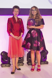 WISE One to Watch Award - sponsored by IntelWINNER Amy Mercer