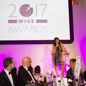WISE Awards 2017 - Dinner and Stage  06