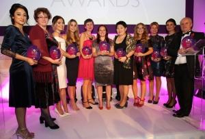 WISE Awards 2017 winners