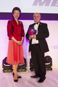 WISE Man Award - sponsored by MBDAWINNER Terry Sandham