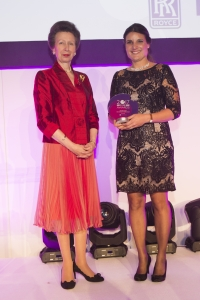 WISE Woman in Industry Award - sponsored by Rolls-Royce PLCWINNER Amelia Gould